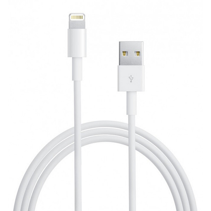 Cable Data iPHONE 6/ IPHONE 6 PLUS d'origine APPLE USB-lightning 1m