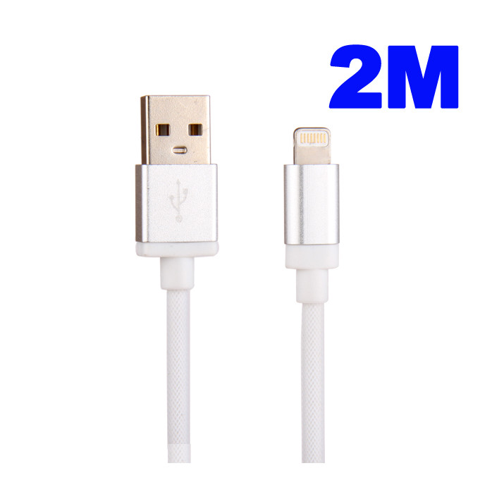 Cable 2M Data et Charge USB-Dock pour iPhone 6s Plus